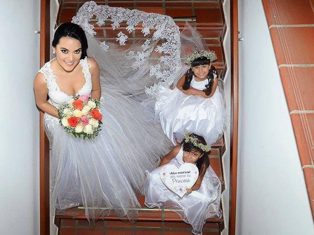 El matrimonio de Alex  y Sindy  en Cúcuta, Norte de Santander 9