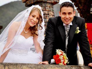 El matrimonio de Carolina y Alvaro