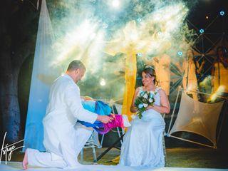 El matrimonio de Julio y Nereida