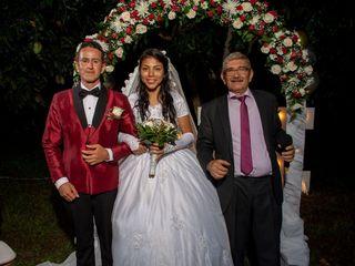 El matrimonio de Hedelia  y Ferney  3