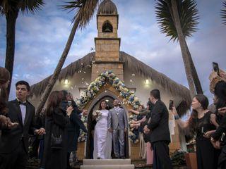 El matrimonio de Martha y Eduwin