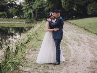 El matrimonio de Carolina  y Andrés  2