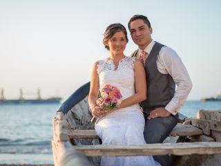 El matrimonio de Jessica y Miguel