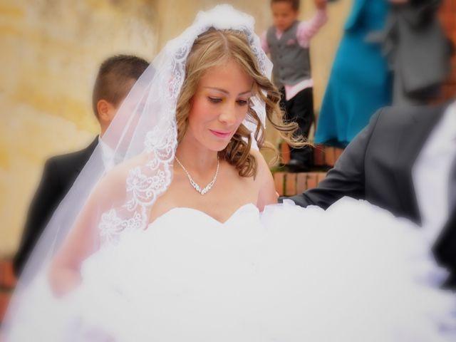 El matrimonio de Alvaro y Carolina en Guatavita, Cundinamarca 1