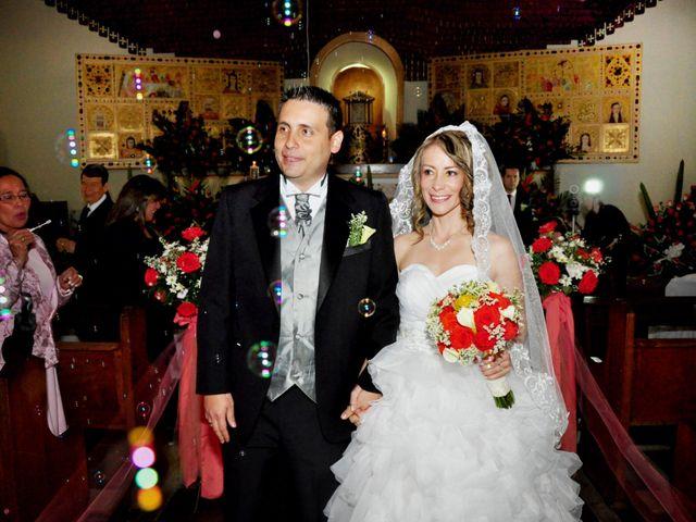 El matrimonio de Alvaro y Carolina en Guatavita, Cundinamarca 2