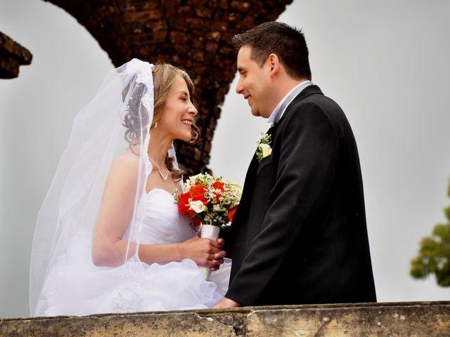 El matrimonio de Alvaro y Carolina en Guatavita, Cundinamarca 3