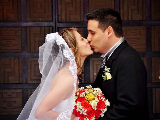 El matrimonio de Alvaro y Carolina en Guatavita, Cundinamarca 4