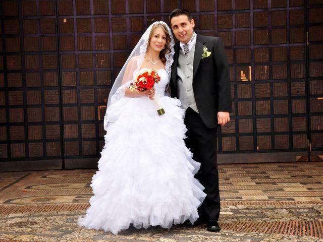 El matrimonio de Alvaro y Carolina en Guatavita, Cundinamarca 5