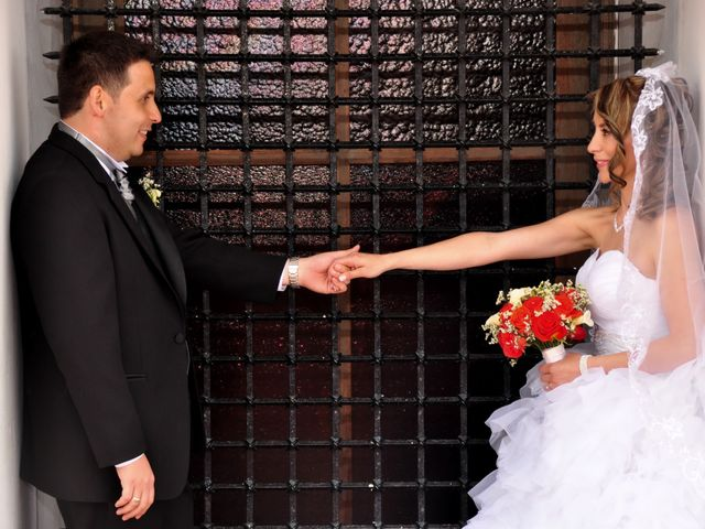 El matrimonio de Alvaro y Carolina en Guatavita, Cundinamarca 6