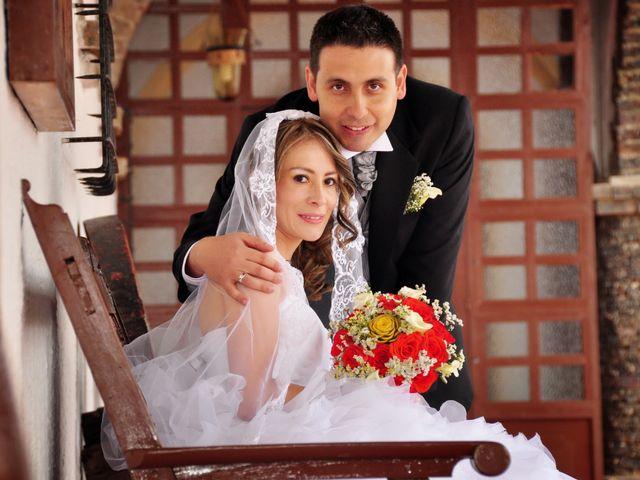 El matrimonio de Alvaro y Carolina en Guatavita, Cundinamarca 7