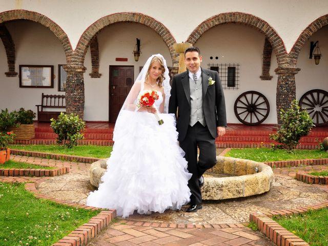 El matrimonio de Alvaro y Carolina en Guatavita, Cundinamarca 10