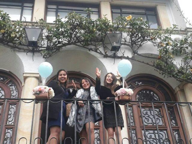 El matrimonio de Aljandro  y Daniela  en Bogotá, Bogotá DC 5