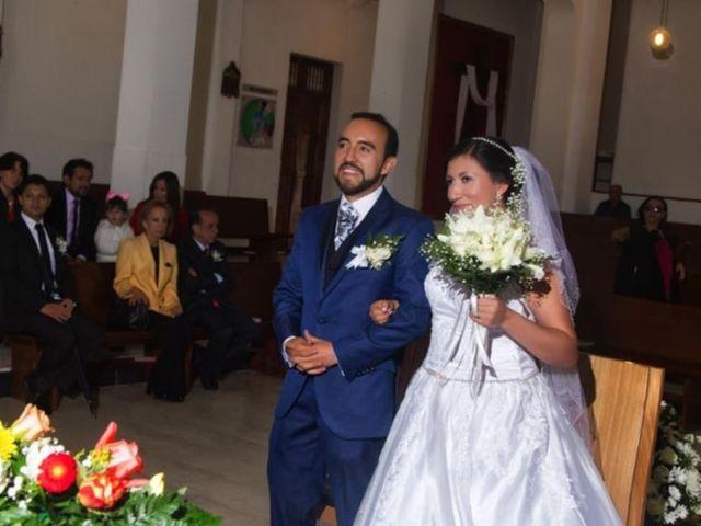El matrimonio de Aljandro  y Daniela  en Bogotá, Bogotá DC 10