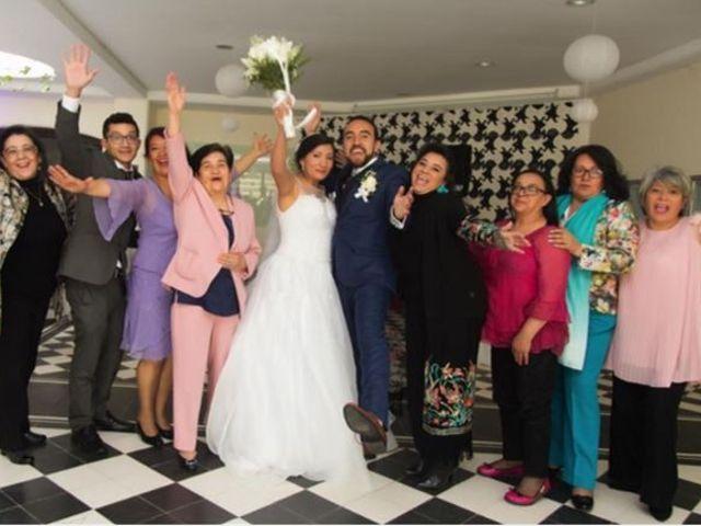 El matrimonio de Aljandro  y Daniela  en Bogotá, Bogotá DC 11