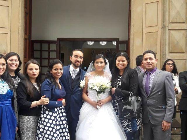 El matrimonio de Aljandro  y Daniela  en Bogotá, Bogotá DC 34