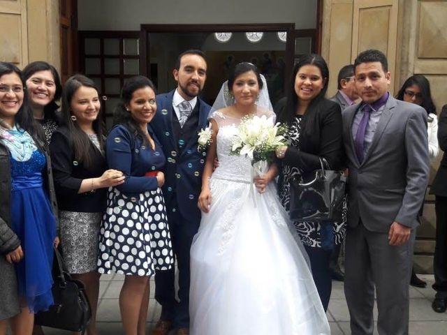 El matrimonio de Aljandro  y Daniela  en Bogotá, Bogotá DC 35