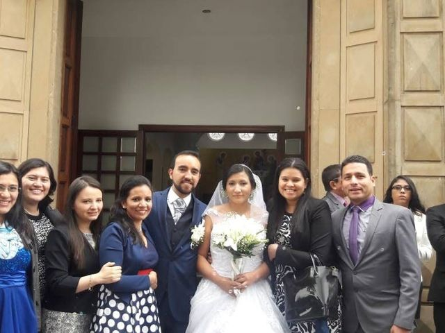 El matrimonio de Aljandro  y Daniela  en Bogotá, Bogotá DC 36