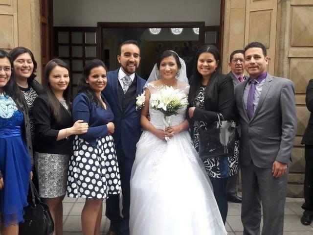 El matrimonio de Aljandro  y Daniela  en Bogotá, Bogotá DC 37
