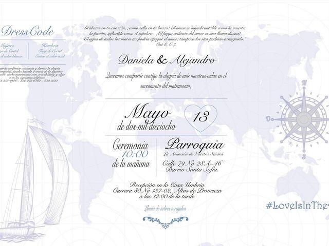 El matrimonio de Aljandro  y Daniela  en Bogotá, Bogotá DC 57