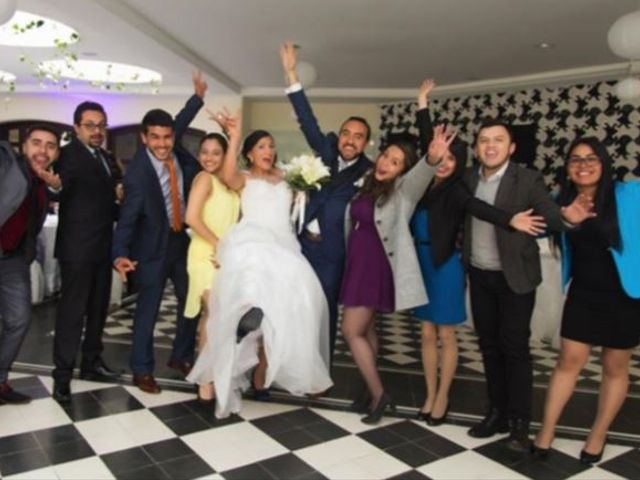 El matrimonio de Aljandro  y Daniela  en Bogotá, Bogotá DC 66