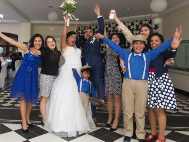 El matrimonio de Aljandro  y Daniela  en Bogotá, Bogotá DC 68