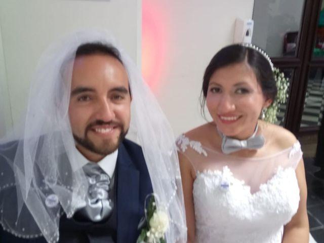 El matrimonio de Daniela  y Aljandro