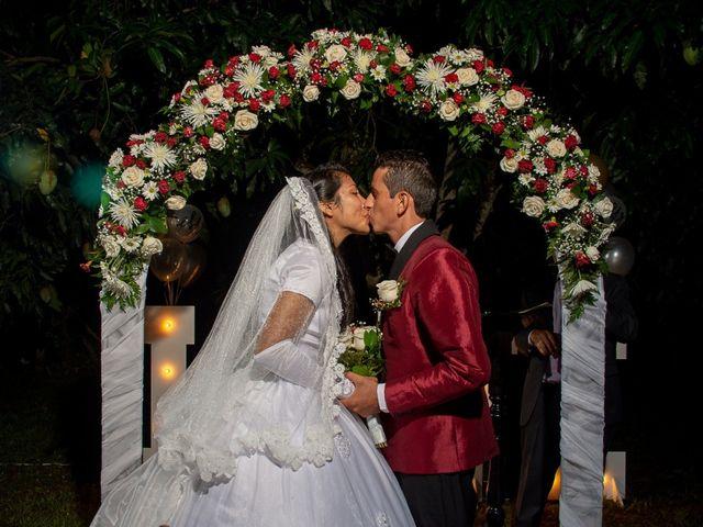 El matrimonio de Hedelia  y Ferney