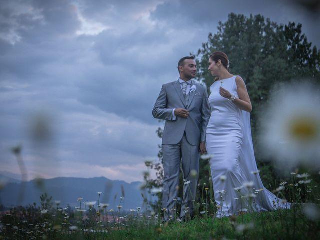 El matrimonio de Eduwin y Martha en Cajicá, Cundinamarca 23
