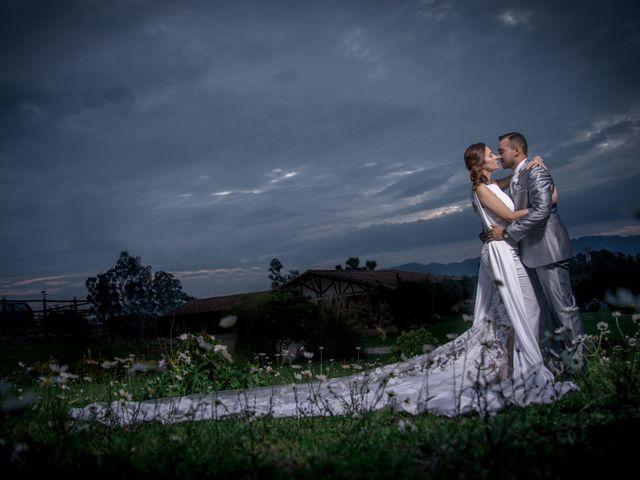 El matrimonio de Eduwin y Martha en Cajicá, Cundinamarca 31