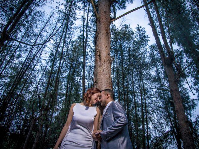 El matrimonio de Eduwin y Martha en Cajicá, Cundinamarca 1