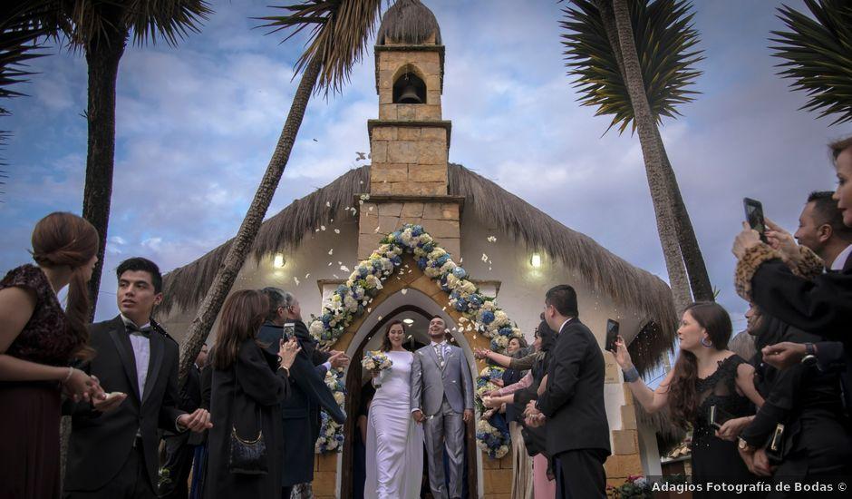 El matrimonio de Eduwin y Martha en Cajicá, Cundinamarca
