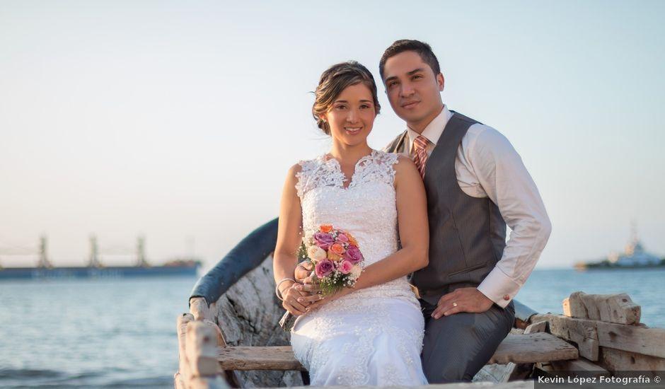 El matrimonio de Miguel y Jessica en Santa Marta, Magdalena