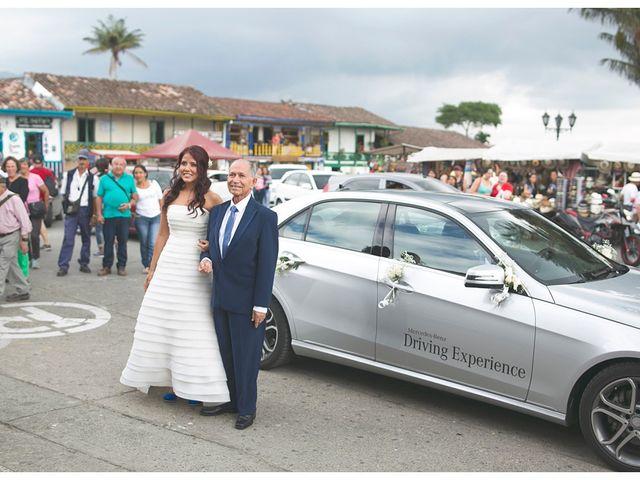 El matrimonio de Juan Felipe y Laura en Salento, Quindío 27