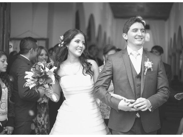 El matrimonio de Laura y Juan Felipe