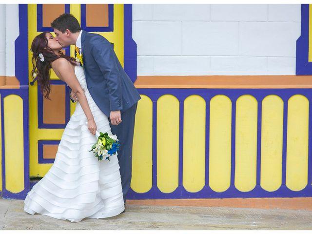 El matrimonio de Juan Felipe y Laura en Salento, Quindío 41