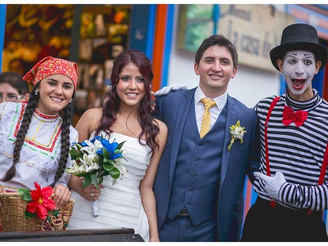 El matrimonio de Juan Felipe y Laura en Salento, Quindío 42