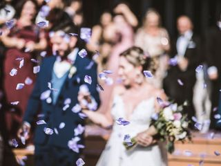 El matrimonio de Daniela y Juan Esteban 2