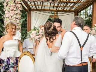 El matrimonio de Angelica  y Daniel  2