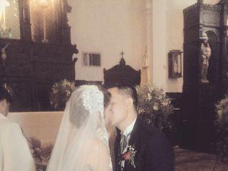 El matrimonio de Wendy y Alfonso 1