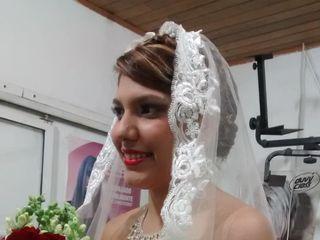 El matrimonio de Wendy y Alfonso 2