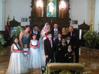 El matrimonio de Wendy y Alfonso 3