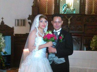 El matrimonio de Wendy y Alfonso
