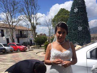 El matrimonio de Paula y Óscar 2