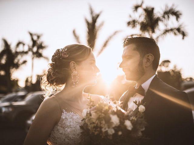 El matrimonio de Daniela y Juan Esteban