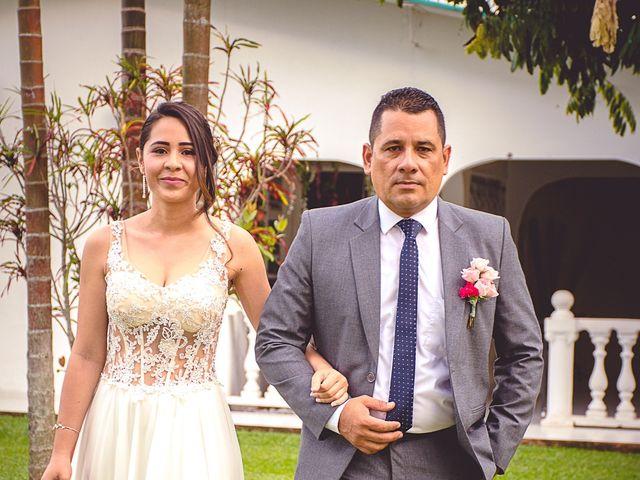 El matrimonio de Hernán y Andrea en Restrepo, Meta 14