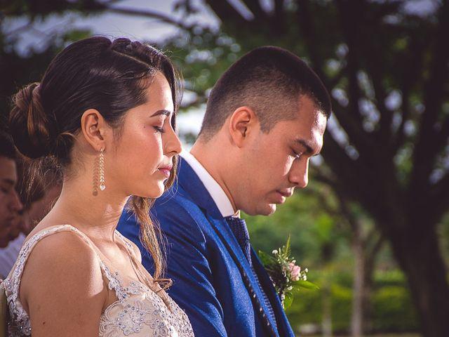 El matrimonio de Hernán y Andrea en Restrepo, Meta 15