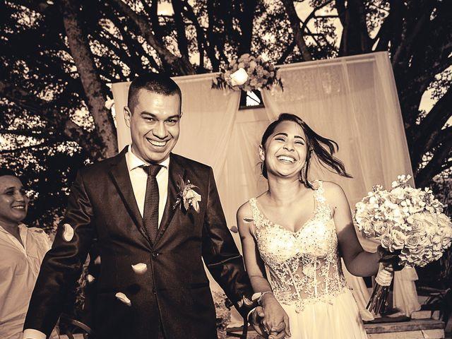 El matrimonio de Hernán y Andrea en Restrepo, Meta 18