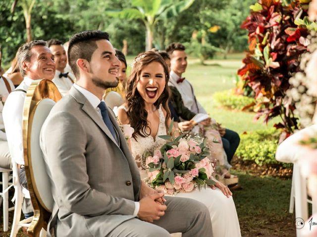 El matrimonio de Daniel  y Angelica  en Jamundí, Valle del Cauca 38