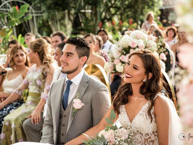 El matrimonio de Angelica  y Daniel