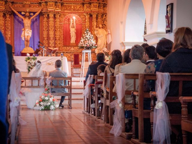 El matrimonio de Óscar y Paula en Gachancipá, Cundinamarca 8